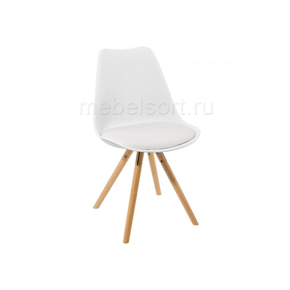 Стул деревянный Бонито (Bonito) белый