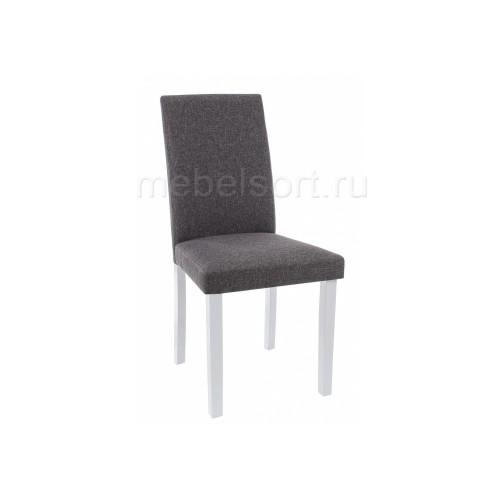 Стул деревянный Стул Гросс (Gross) white / dark grey