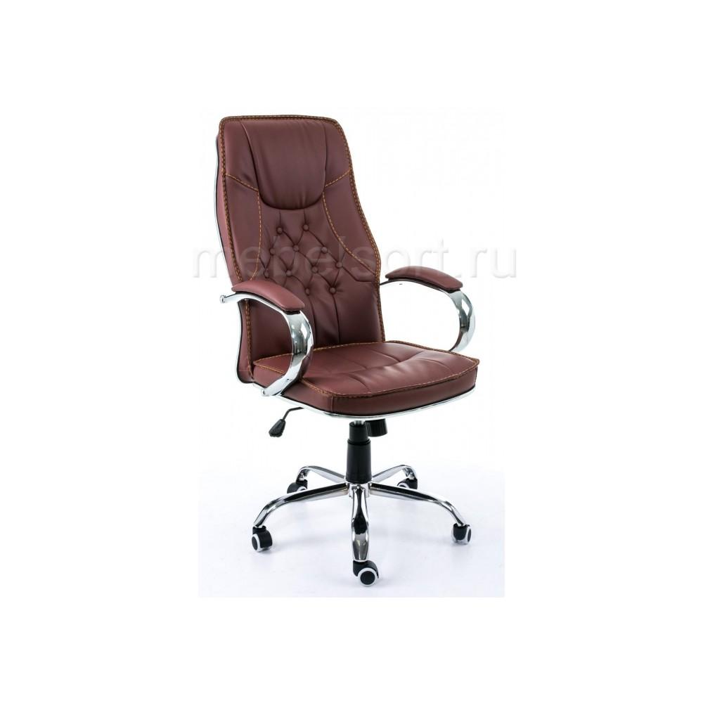 Компьютерное кресло Twinter бордовое