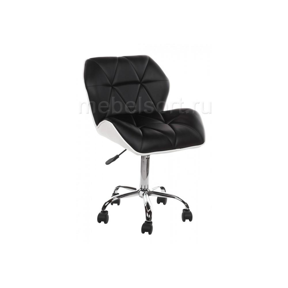 Компьютерное кресло Тризор (Trizor) черный / белый