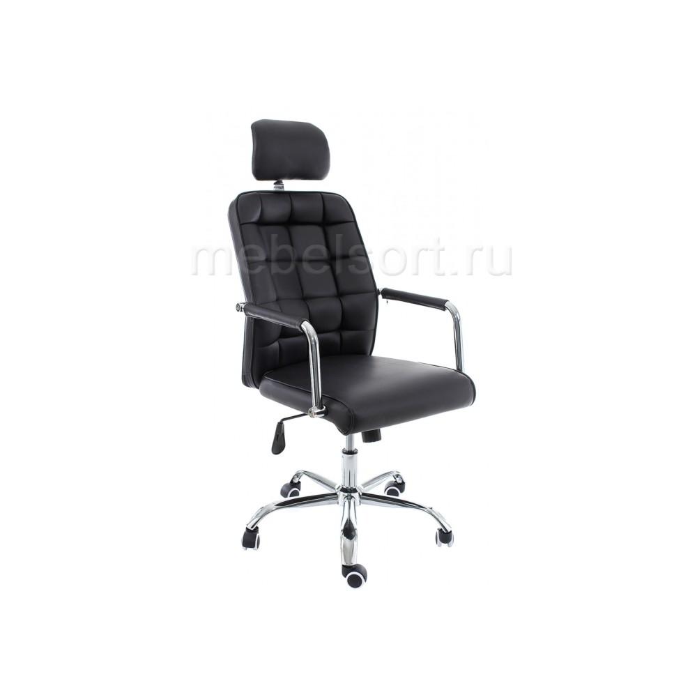 Компьютерное кресло Атлас (Atlas) черное