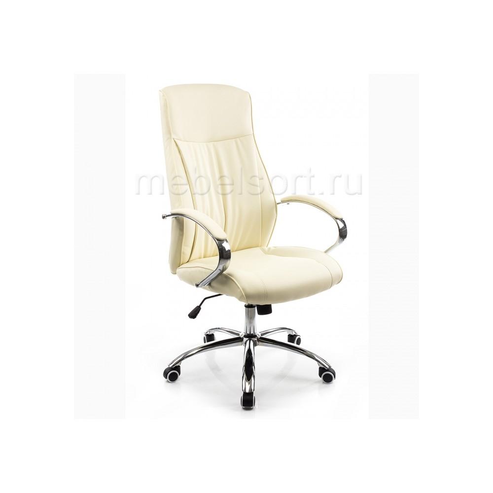 Компьютерное кресло Гранада (Granada) кремовое