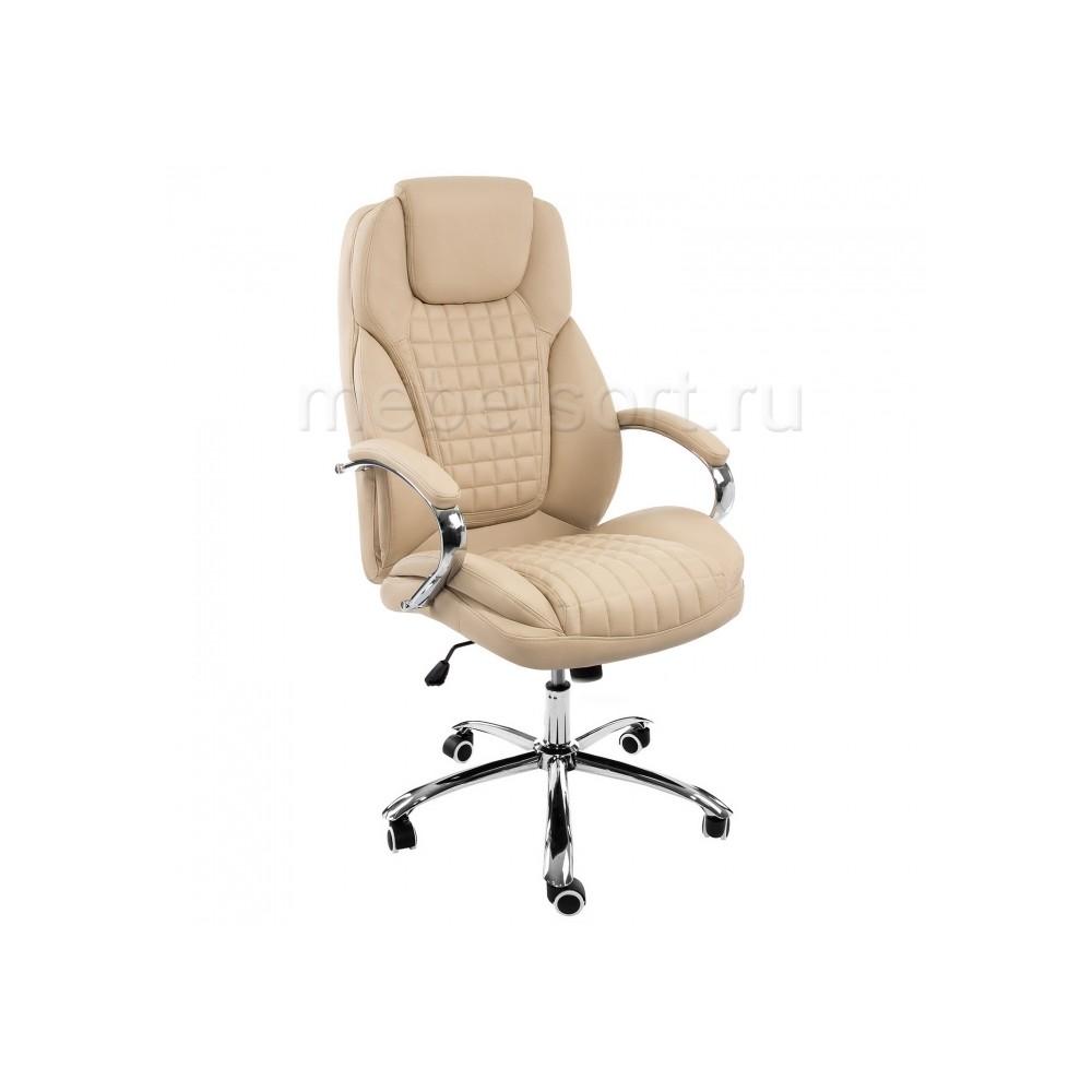 Компьютерное кресло Херд (Herd) темно-бежевое