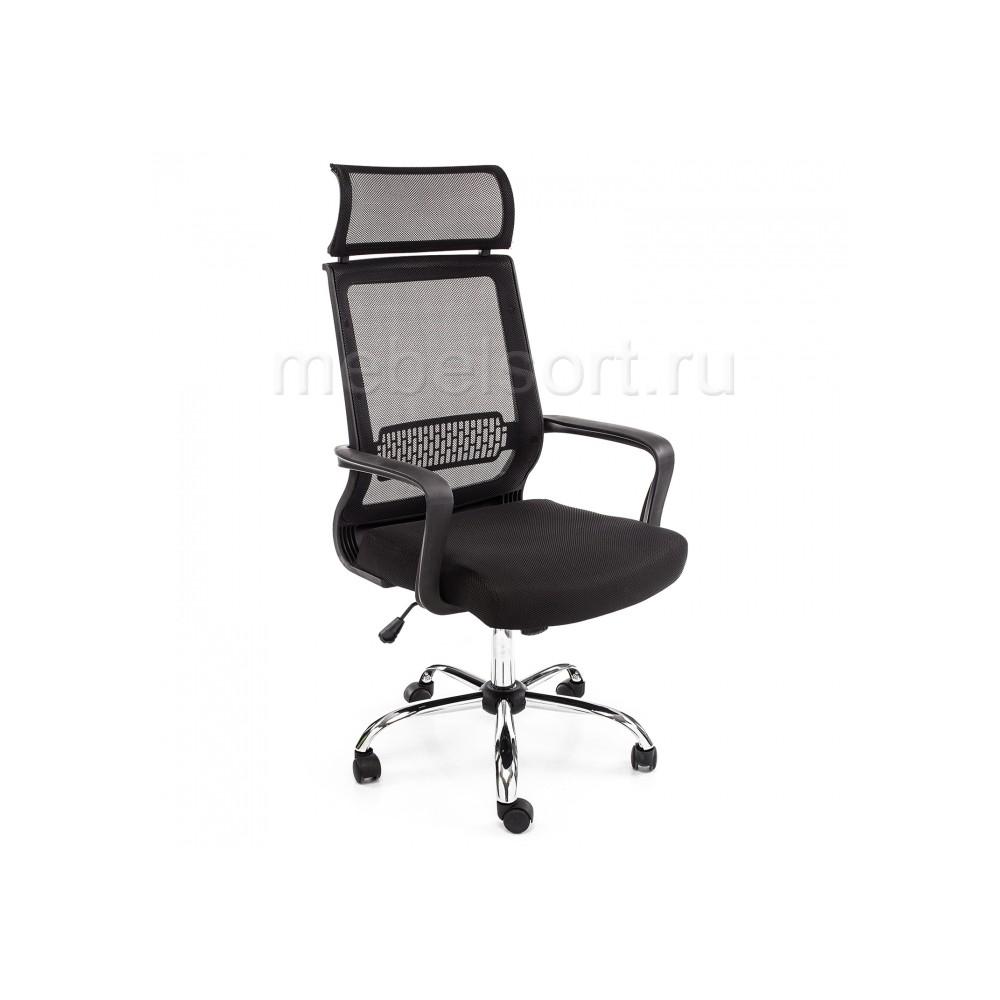 Компьютерное кресло Лион (Lion) черное