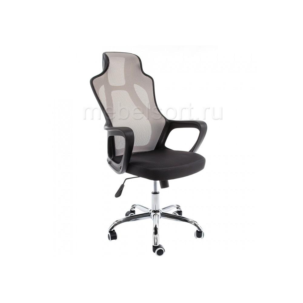 Компьютерное кресло Локал (Local) черное / серое