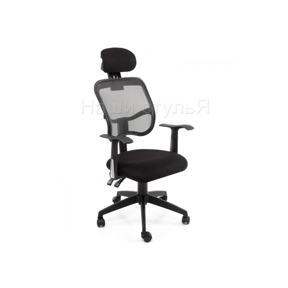 Компьютерное кресло Лоди (Lody) серое
