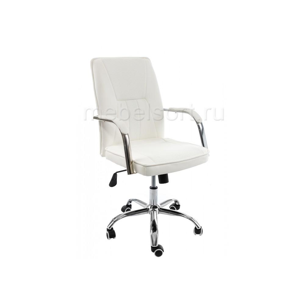 Компьютерное кресло Надир (Nadir) белое
