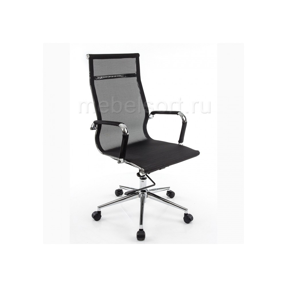 Компьютерное кресло Реус (Reus) черное