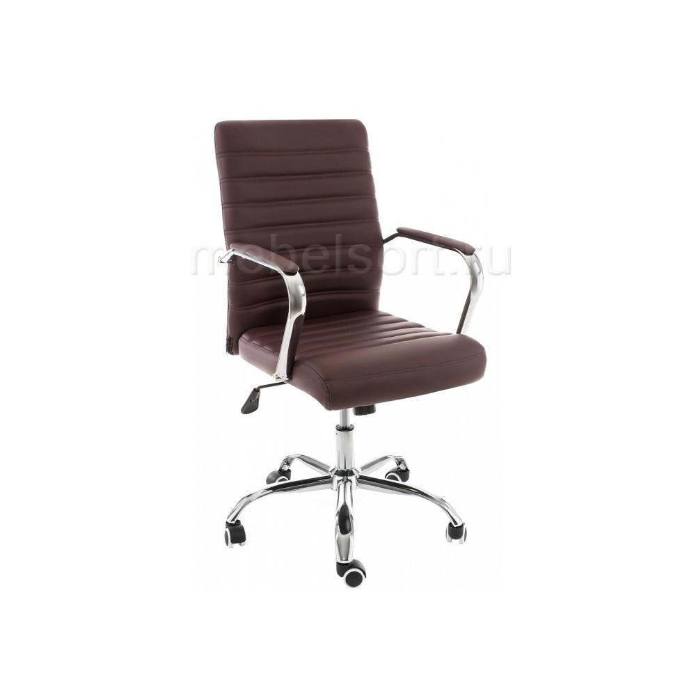 Компьютерное кресло Тонго (Tongo) коричневое