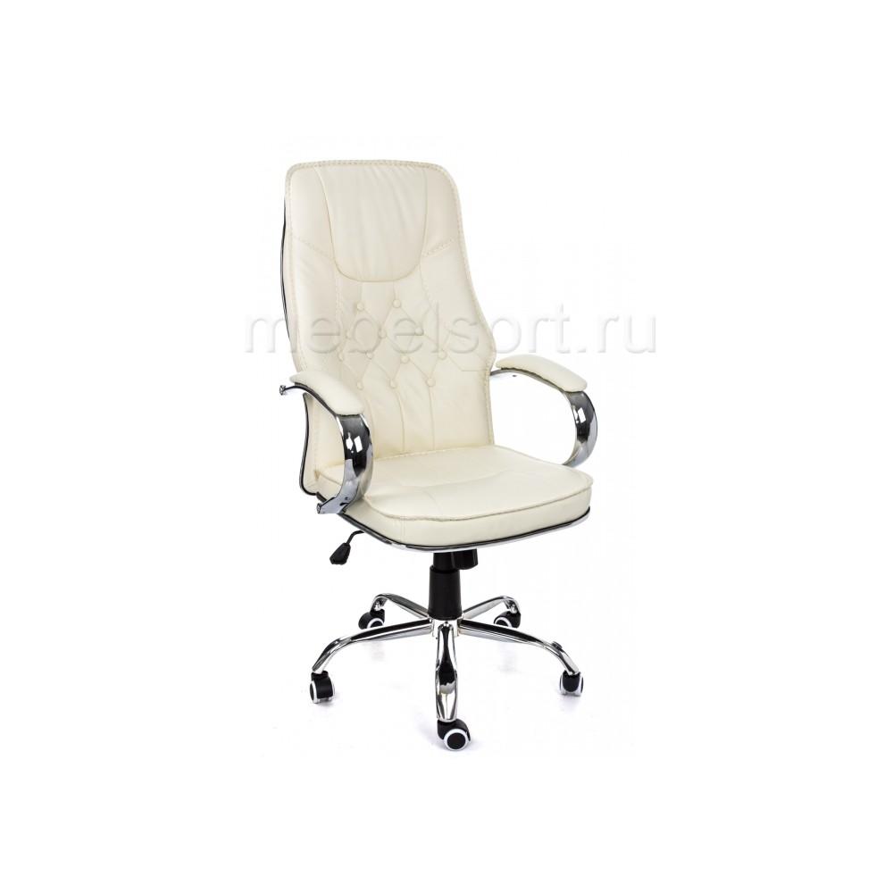 Компьютерное кресло Twinter бежевое