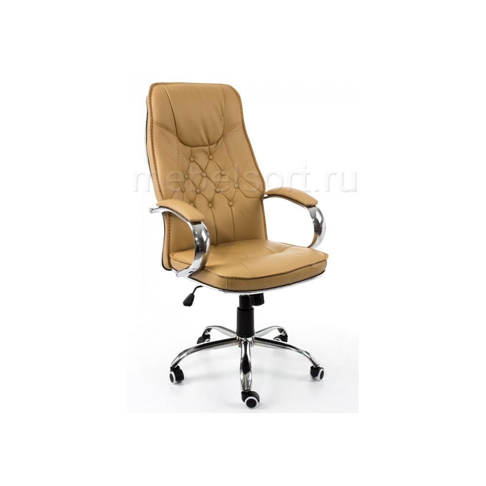 Компьютерное кресло Twinter желто-коричневое