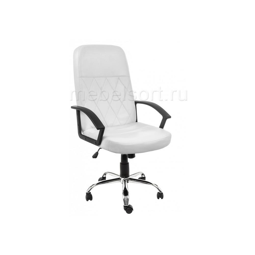 Компьютерное кресло Vinsent белое