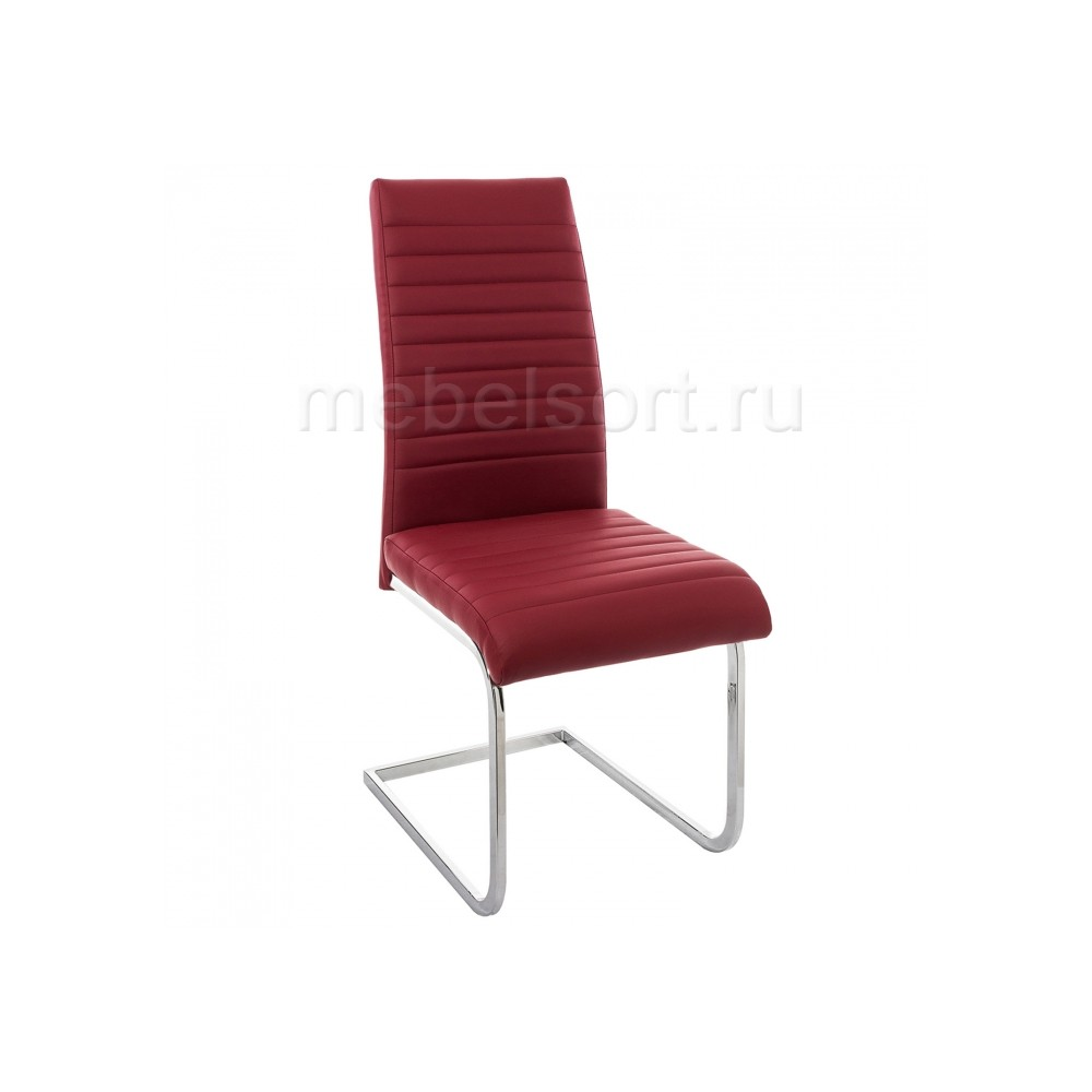 Стул Аврора (Avrora) красный